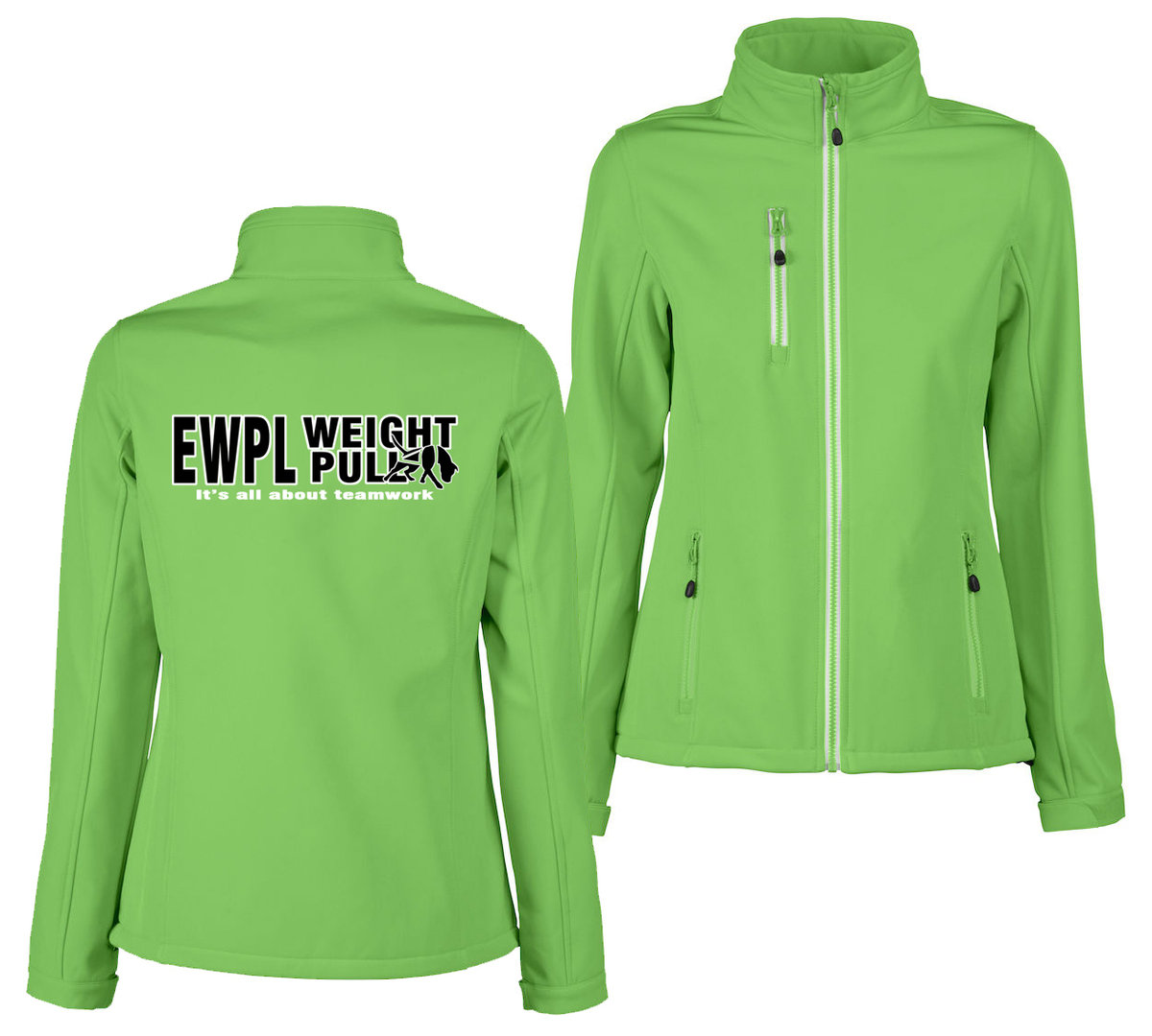 Vert Lady softshell takki EWPL ILOWILLA TMI