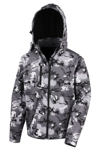 Camo TX Performance Softshell